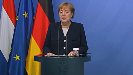 Germany: 'Keeping the memory alive is Germany's perpetual responsibility' - Merkel to Netherlands on Nazi occupation anniv.