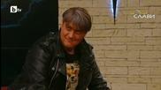 Краси Радков счупи зъбен мост в ефир