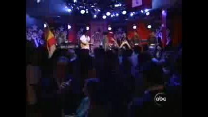 Damian Marley - Welcome To Jamrock(live)