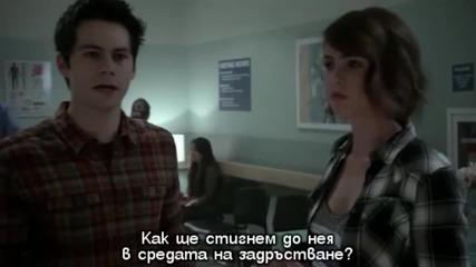 Младия Вълк сезон 5 епизод 1 + Бг Субтитри Teen wolf season 5 episode 1 Bg sub