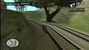 Gta San Andreas: Епизод 9 - Биг Смоук ме ядоса :@