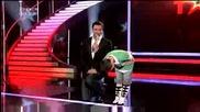 Уникален:големия малък мъж - Германия Das Super Talent