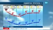 Новата седмица идва със сняг