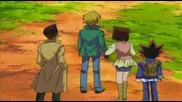 Yu - Gi - Oh! - Epizod 11 - Dostoiniat Pretendent