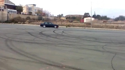 Bmw E30 325i In Action