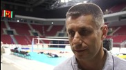 Радостин Стойчев: Целта ни е да сме във форма към август-септември