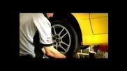 Mitsubishi Lancer Evo Ix - Brake Test