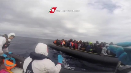 Around 400 Migrants Believed to Have Drowned After Boat Capsizes Off Libya