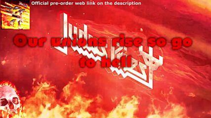 Judas Priest - Firepower / Lyrics Animated Video /
