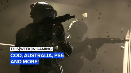 This Week in Gaming: COD's good deed, PS5 news and more!