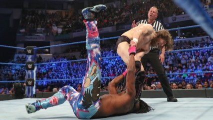 Kofi Kingston loses after winning Gauntlet Match: Wal3ooha, 21 March, 2019