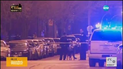 Простреляха трима полицаи в Чикаго