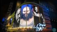 2013-wwe Wrestlemania 29 Ryback vs Mark Henry Matchcard Hd