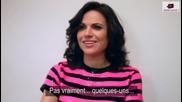 + бг превод - Интервю с Лана Парила ( Имало Едно Време ) - Конвенция, Париж