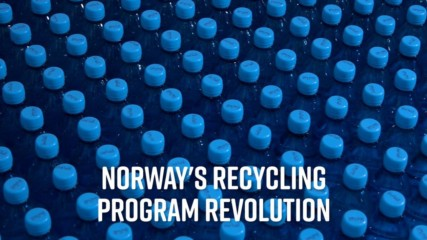Norway is totally owning the recycling game