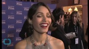 Freida Pinto Covers The Edit Flaunts Toned Figure
