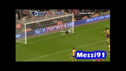 21.04 Ливърпул - Арсенал 4:4 Фернандо Торес гол