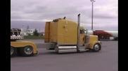 до сега Камион - Peterbilt 379