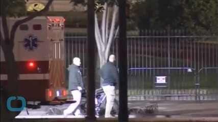 White House Fence Jumper Arrested