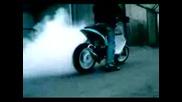 Yamaha Aerox Тунинг Пали Гумите