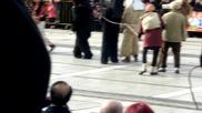 Заклинания, благословии, танци и пародии- кукерски шествия на Сурва 2013