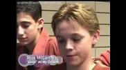 Jesse Mccartney Като Малък