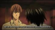 Death Note Bg Sub Еп.17 : Екзекуция