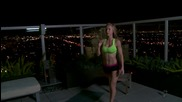 Zuzana Light #3 Rooftop Workout Part 2