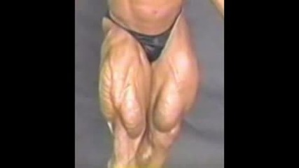 Paul Demayo And Tom Platz - The Best Legs