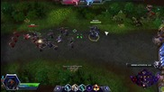 Heroes of the Storm School със Splendour