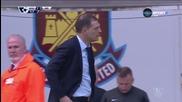 Анди Керъл с хеттрик в дебито с Арсенал