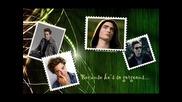 Twilight saga - Twilight, New moon, Eclipse, Breaking dawn