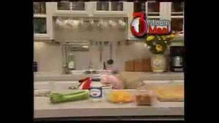 Mad Tv 3 Minute Meal - Tuna Melts