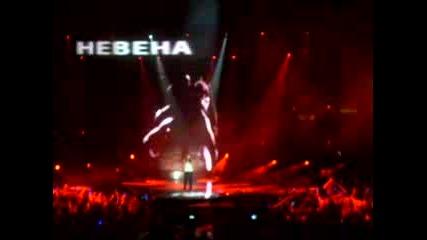Невена - Не изчезвай На Финал На Евровизия 2008 България
