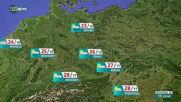Прогноза за времето на NOVA NEWS (14.06.2021 - 20:00)