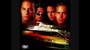 Benny Cassette Watch Your Back * The fast and the furious soundtrack