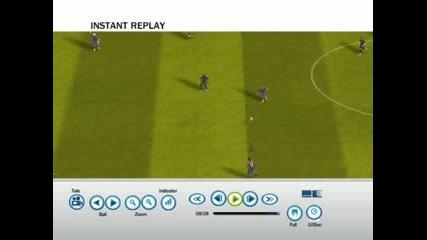 Супер Гол На Fifa 08 С Ronaldinho 10