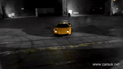 Lamborghini Murcielago Lp670 4 Sv Driven and Drifted Hd