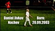 Даниел Начев - Българският Messi роден 20.09.2003