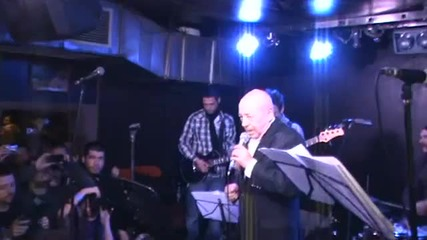 Тодор Колев - Фалшив Герой (на живо, Строежа)