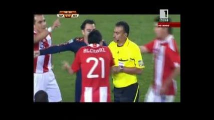 World Cup 2010 Парагвай - Испания 0:1