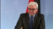 Germany: Closing Europe's internal borders is not a solution - FM Steinmeier