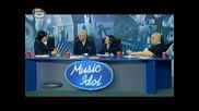 Music Idol 3 - Един Изморен Маг - Тони От Първенец Е Изтощен От Камерите, Но Дава Всичко От Себе Си,