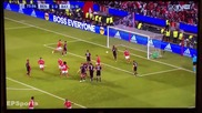 Talisca Amazing Free Kick Goal Benfica 2-2 Bayern Uefa Champions League 13.04.2016 Hd