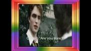 Хари Потър Е Гей! (яка Пародия)