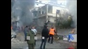 15 души бяха убити и 24 ранени при експлозия на кола бомба в сирийския град Хомс