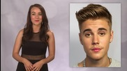 Miley Cyrus Posts Hilarious Response to Justin Bieber's Nude Photo