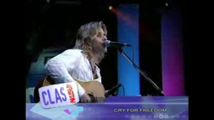 Mike Tramp - Cry For Freedom