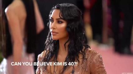 Ким Кардашян е на 40! Вижте как е изглеждала красавицата преди 15 години