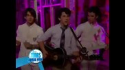 Jonas Brothers - Jonas Sneak Peek - Give Love A Try